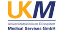 Logo Universitätsklinikum Düsseldorf Medical Services GmbH in Düsseldorf